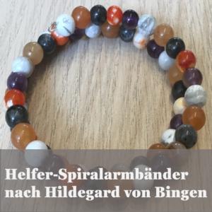 Helfer-Spiralarmband
